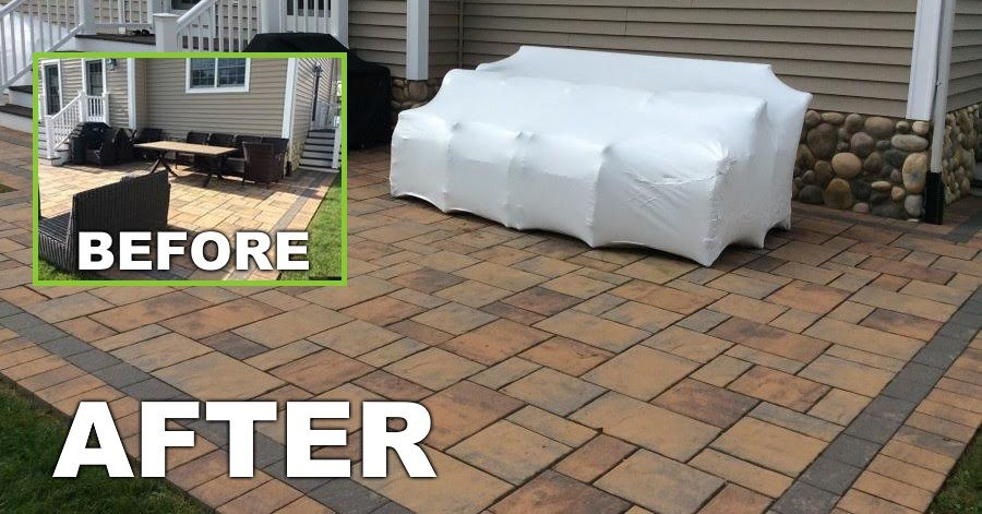 Long Island Outdoor Furniture Shrink Wrap Service